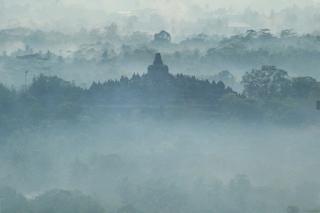 Punthuk Setumbu Nirwana Sunrise, Borobudur