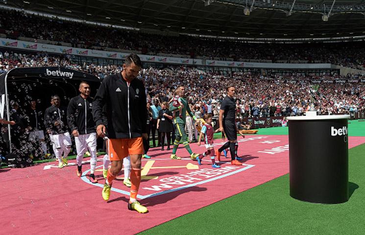 "Buffon: ""Moramo pokazati odlučnost"""