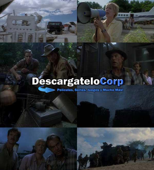Descargar Jurassic Park III DVDRip Latino