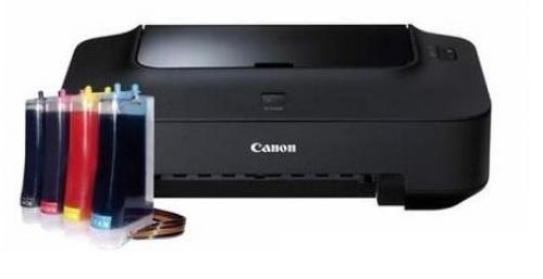 How To Install Continuous Ink System To Canon Pixma Ip2702
