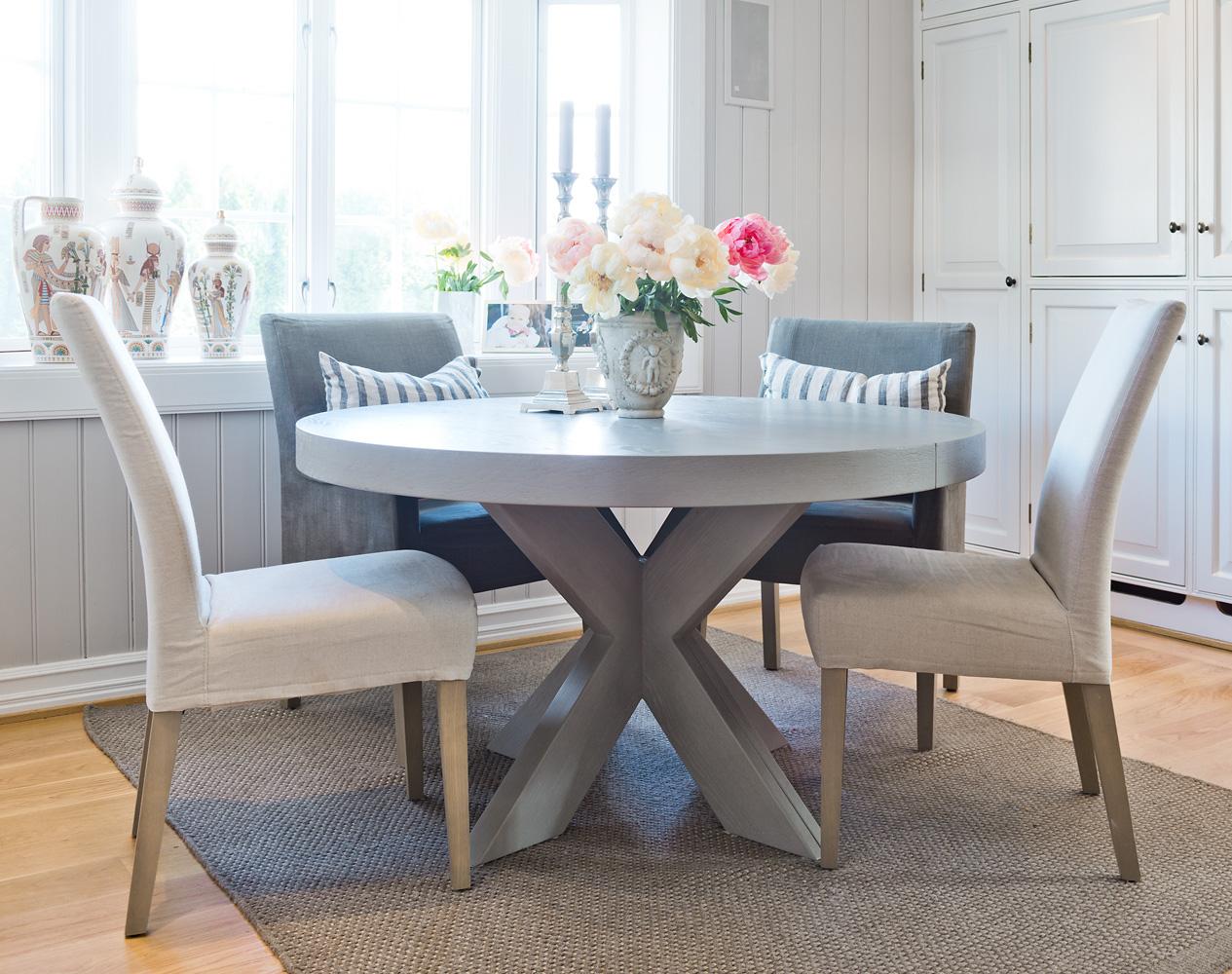 Utrolig Hus og hjem blir til...: Ny spisestue - Inspirasjon NT-79