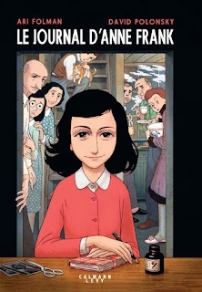 Journal d'Anne Frank, Calmann-Levy, Bande dessinée