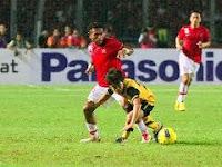 Sea games Indonesia vs Malaysia