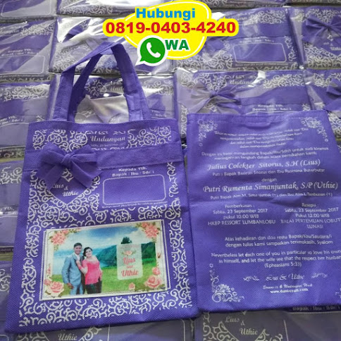 supplier souvenir undangan eceran 50190