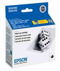 Epson Stylus Scan 2500 Pro Printer Ink black