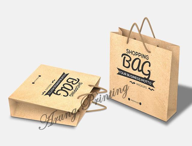 cetak shoping bag