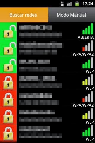 Hackear WLAN con Android