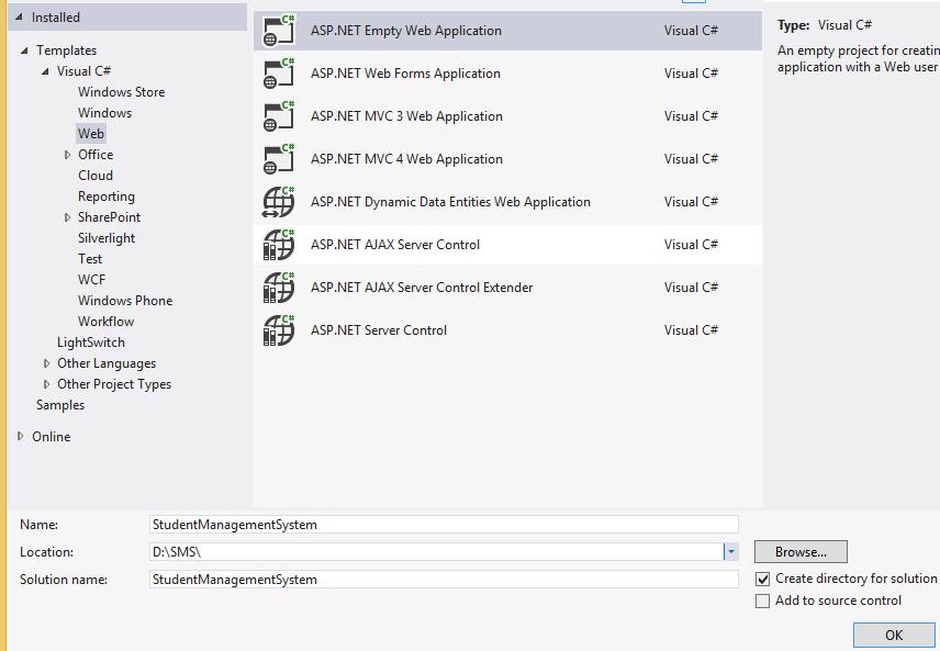 My Tech Ride: A Simple Web Application With ASP NET MVC - part 1