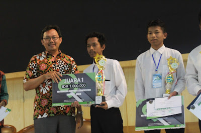 Pengalaman Mengikuti Lomba IT Networking Support INFECT UMP