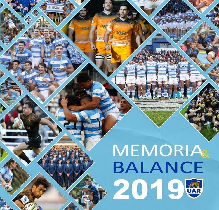 Memoria y Balance UAR 2019
