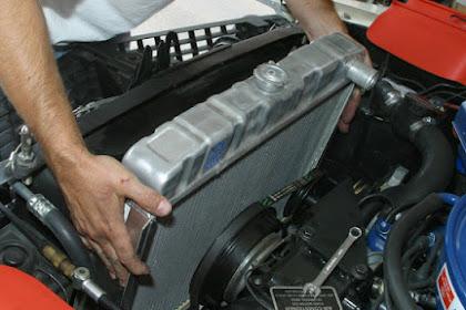 Perkiraan Biaya / Ongkos Servis Radiator (Korok Radiator)