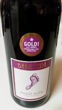 Winos' Wine Guide Barefoot Pinot Noir