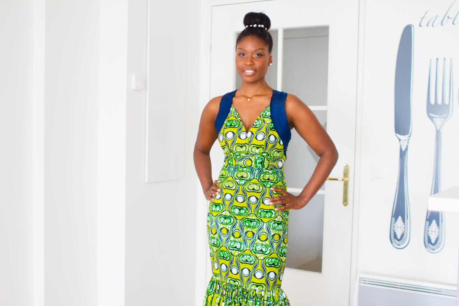 robe africaine a paris. Black Bedroom Furniture Sets. Home Design Ideas