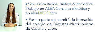 Jéssica Ramos Ribeiro, Dietista-Nutricionista
