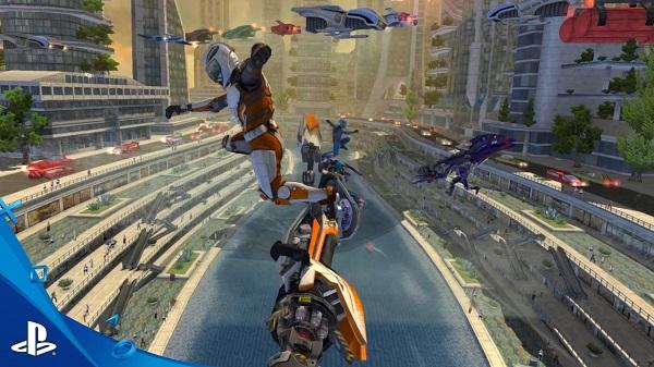 حمل لعبة سباق الدراجات المائية Renegade على موبايلك