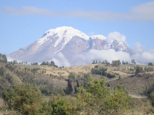 Montañismo en Ecuador