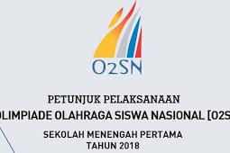 Petunjuk Pelaksanaan O2SN SMP Tahun 2018