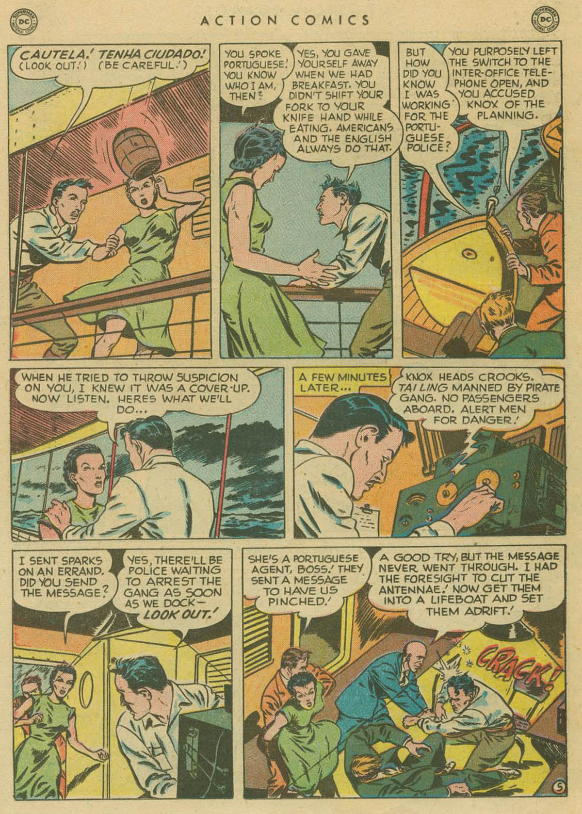 Read online Action Comics (1938) comic -  Issue #141 - 29