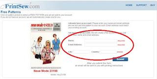 patrón gratis de blusa varios modelos de Neue Mode Stil
