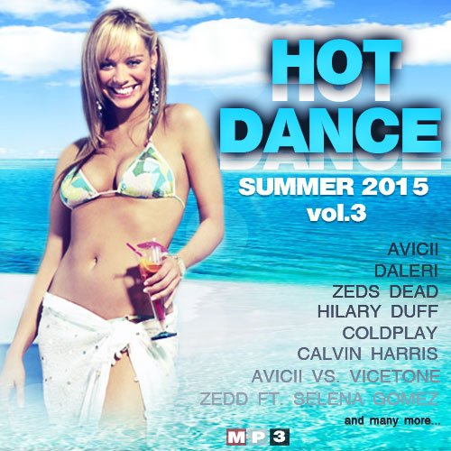 Hot Dance Summer 2015 Vol. 3