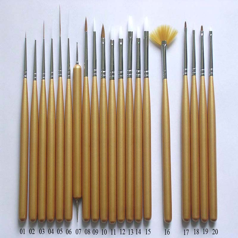 Nail Art Tools and Tricks To Use Them - Fine Art and You - Painting ...