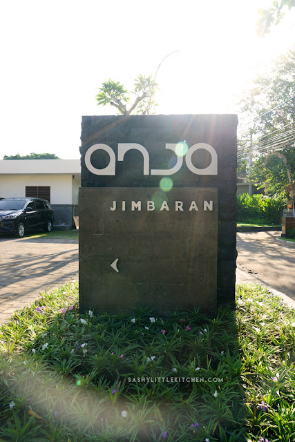 Welcome to Anja Jimbaran