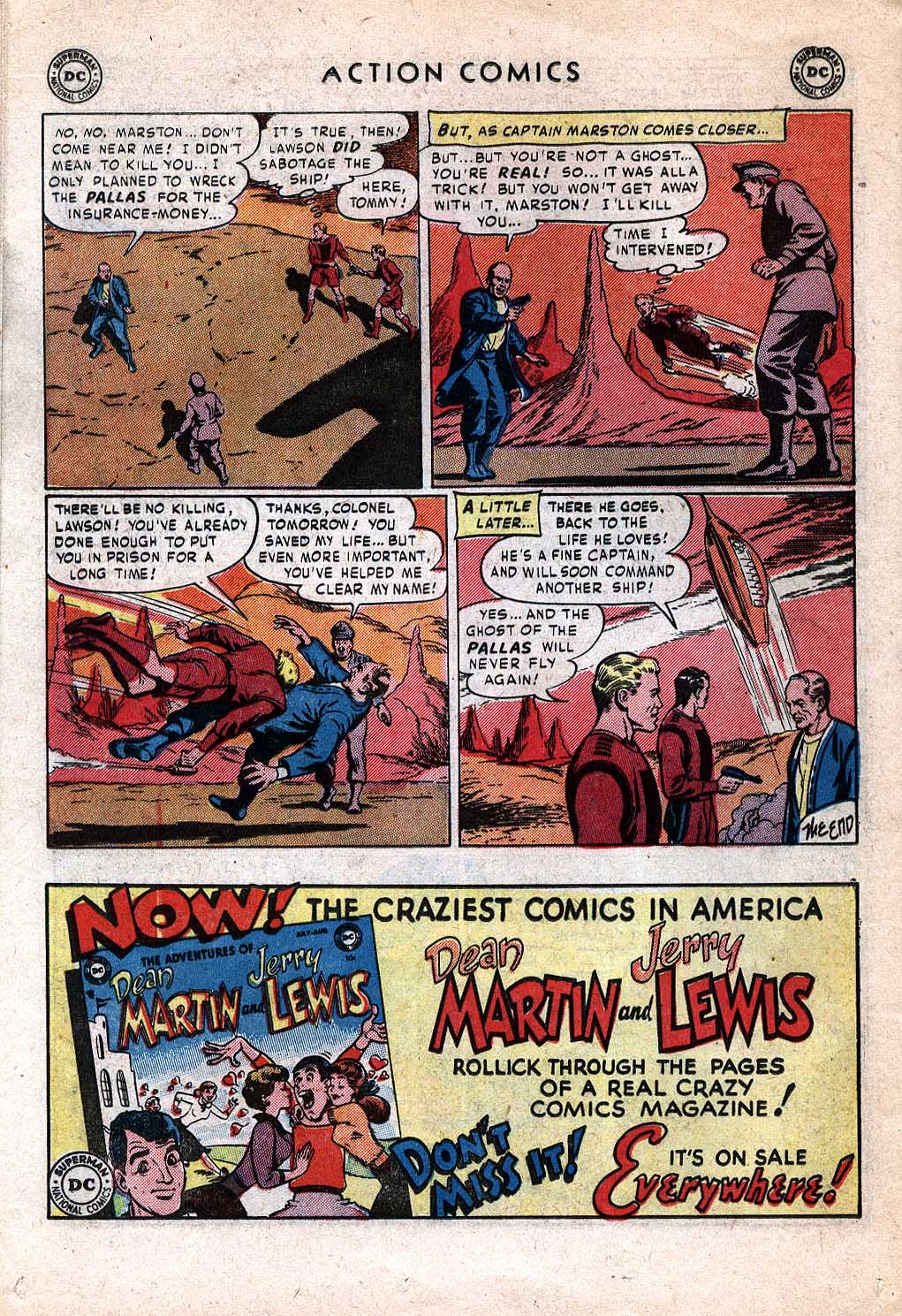 Action Comics (1938) 171 Page 28