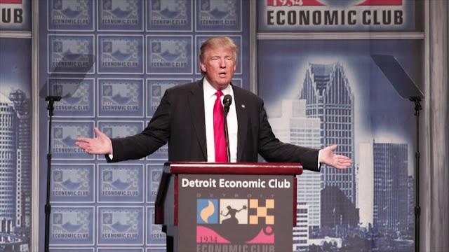 Republicanos cargan contra Trump: Sería el presidente más irresponsable de la historia