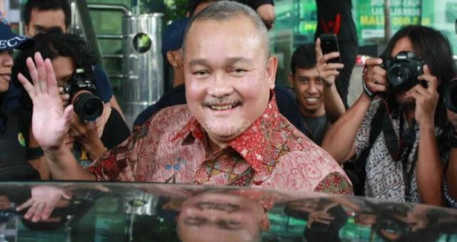 Ketua MAKI Sumsel : Tidak Menutup Kemungkinan Gubernur Sumsel Alex Noerdin Bakal Tersangka