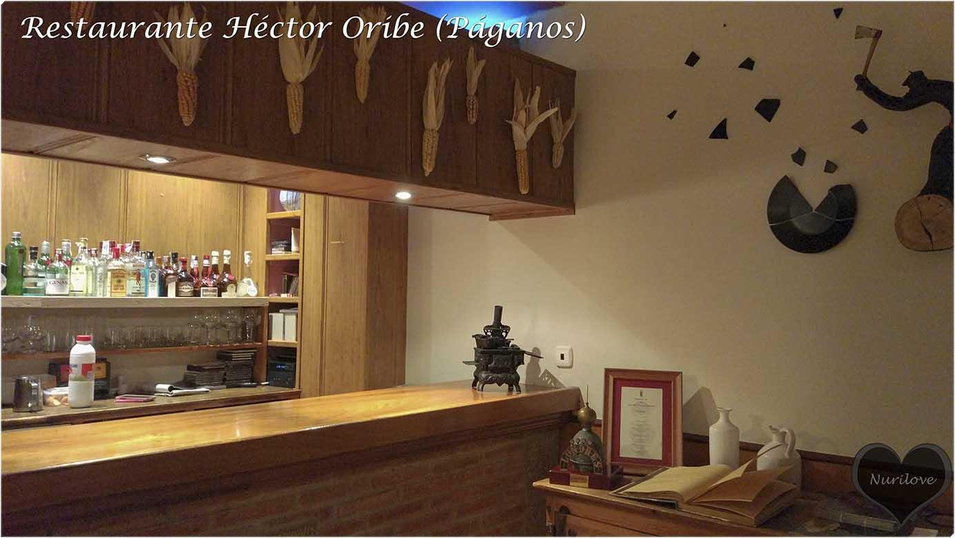 restaurante en el que se come de maravilla cerca de Laguardia