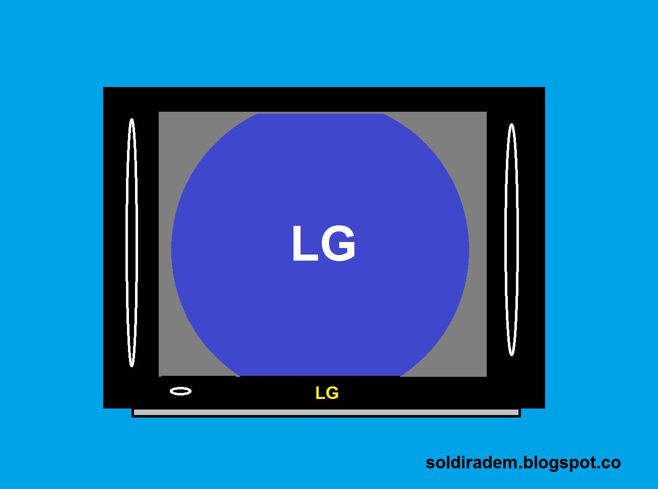 Memperbaiki Tv Lg Pearl Black Layar Melengkung Kedalam Bulat Soldiradem Blog