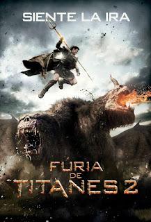 Furia de titanes 2 (2012) online