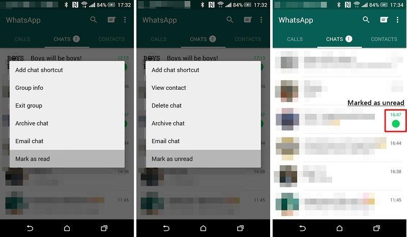 WhatsApp Luncurkan Fitur Mark as Read, Begini Cara Gunakannya