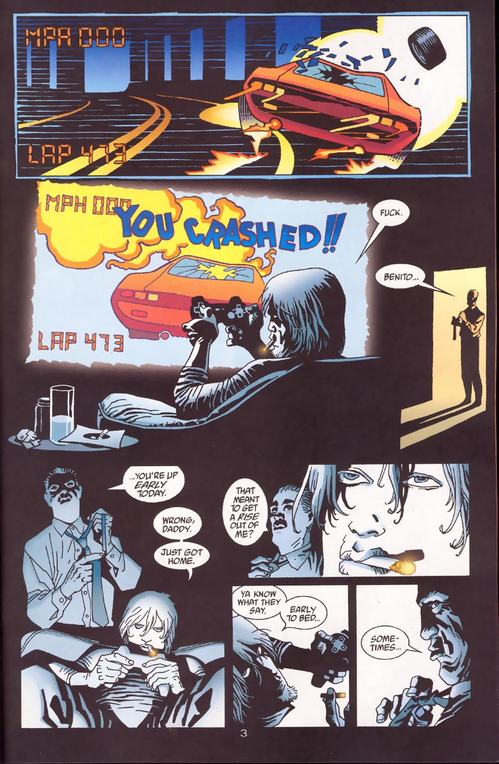 Read online 100 Bullets comic -  Issue #39 - 5