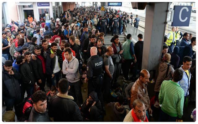 """Η Αυστρία """"καρφώνει"""" την Γερμανία για τους πρόσφυγες"""