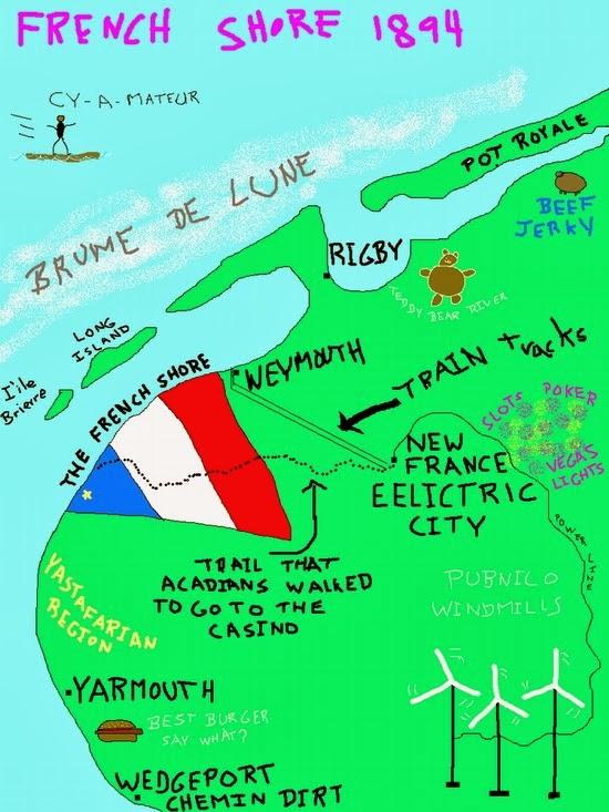 New France vs French Shore | Le Presidio