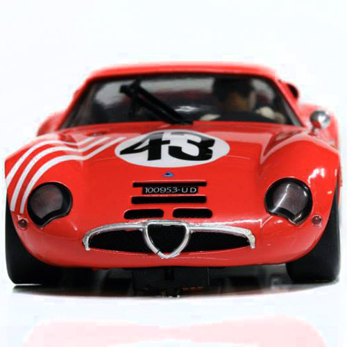 ManicSlots' Slot Cars And Scenery: NEWS: Flyslot Alfa