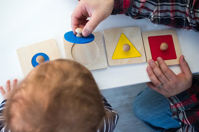 The important role of modeling in Montessori environments