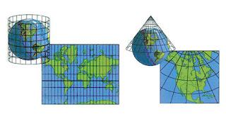 Proyeksi Peta dan Skala Peta