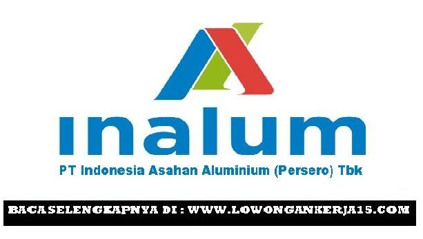 Rekrutmen Calon Karyawan PT INALUM (Persero)
