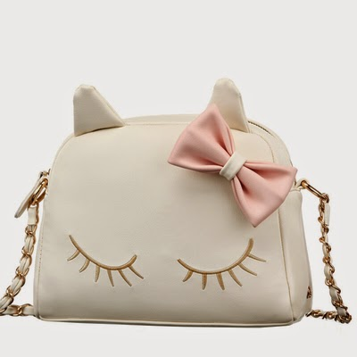 3d1092a1157e http   fashionkawaii.storenvy.com collections 778080-kawaii-bag  products 8472948-cute-cats-bow-chain-shoulder-bag