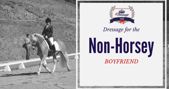 Dressage For The Non-Horsey Boyfriend Part 9: The Figures