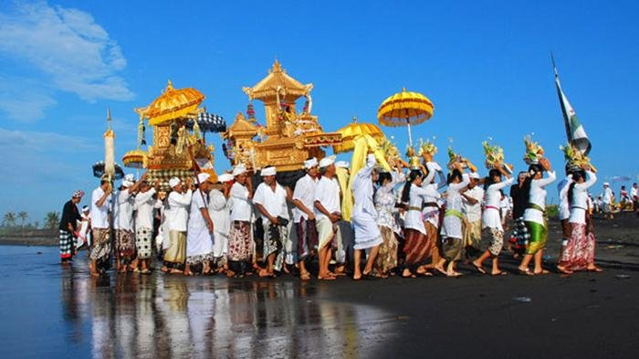 Sejarah dan Makna Filosofi Hari Raya Nyepi