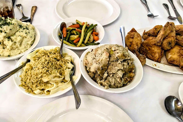 Zender's Frankenmuth Chicken Dinner