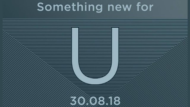 HTC 'U' Series Launch Event on August thirty, U12 Life Expected