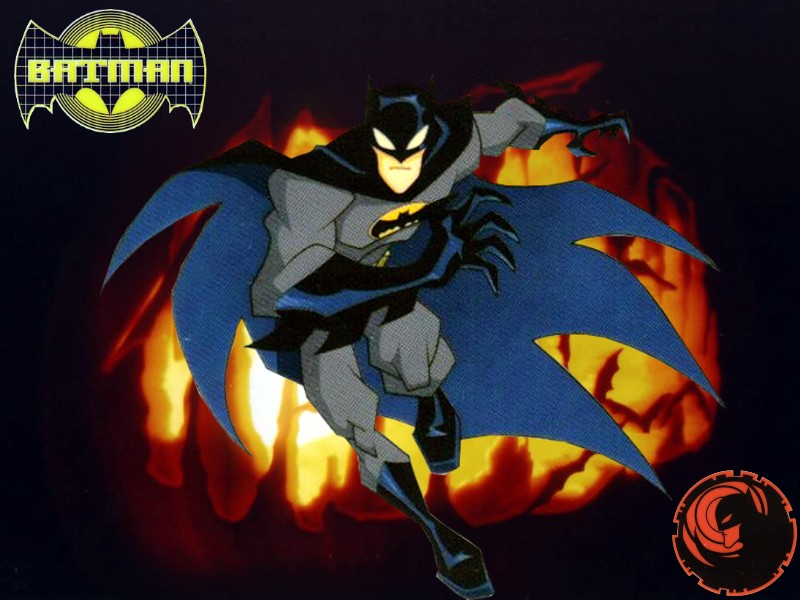 Anime pictures batman cartoon images and wallpapers - Batman wallpaper cartoon ...
