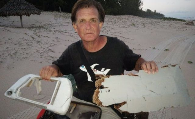 MH370 Search: New Debris Found On Madagascar Beach?