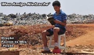 VEJA O filme; 'Meu Amigo Nietzsche', curta metragem de Fauston da Silva (completo)