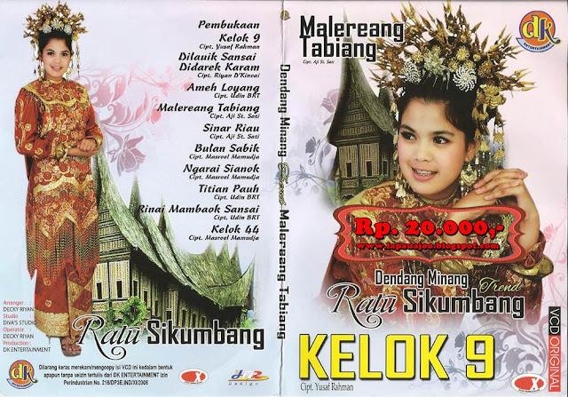 Ratu Sikumbang - Kelok 9 (Album Dendang Minang Trend)
