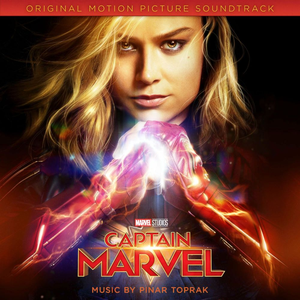 Download Pinar Toprak - Captain Marvel (Original Motion Picture Soundtrack) (2019) FLAC Google Drive